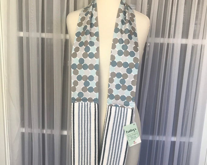 Kathys Kitchen Boa / Kitchen boa /Kitchen scarf /Kitchen towel /Kitchen gift /SewMammaSew Kitchen Boas /