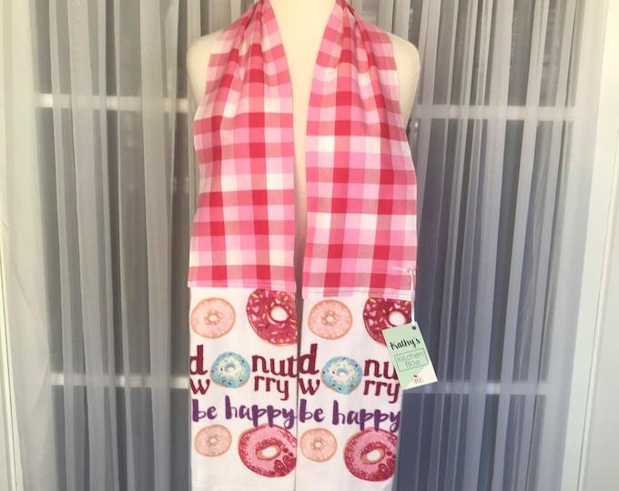 Kathys Kitchen Boa / Kitchen boa /Kitchen scarf /Kitchen towel /Kitchen gift /SewMammaSew Kitchen Boas /