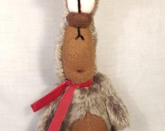 Meet Wimbly A Handmade One Of A Kind Mohair Bear From Billington Bears