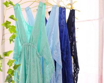 Royal blue prom dress mint green dress blue lace dress navy party dress backless dress lace bridesmaid dress blue bridesmaid dresses