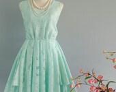 Green dress Green lace Bridesmaid dress Wedding Prom dress Cocktail Party dress Evening dress Backless bow dress