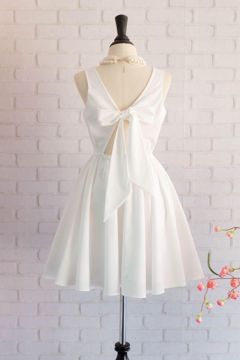 68cfe48ef00 Kleid aus weißen Kleid weiß Brautjungfer Kleid Lolita