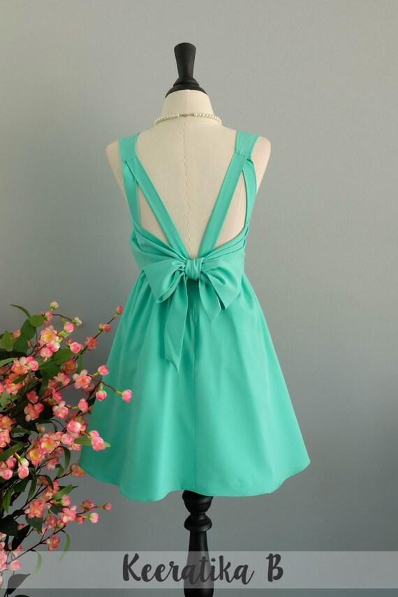 Mint Grün grünes Kleid Party Kleid Greenl Abschlussball Kleid