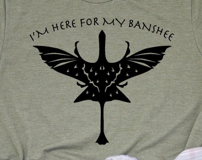 I'm Here For My Banshee, Pandora Shirts, The World Of Avatar, Banshee Shirts, Animal Kingdom Shirts, Pandora World, Avatar Shirts, Tie-Dye