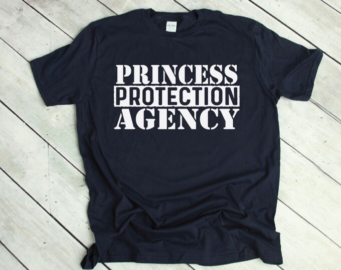 Princess Protection Agency-  Magical Vacation Tee - Adult, Youth, Toddler, and Tanks-Over 100 Color Choices