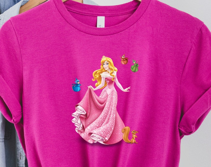 Aurora, Sleeping Beauty, Fairy Godmothers, Disney Shirts for Kids Her, Family Vacation Trip, Olaf, First Trip, Matching