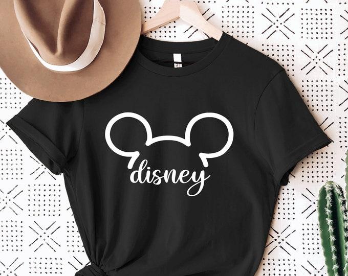 Mickey Mouse Shirts-Disney Gifts- Disney Vacation Shirt- For Women-Vacation- Family Shirts - Magical Vacation Tee