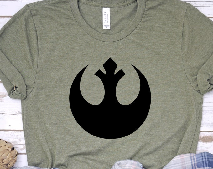 Rebel Alliance  -  Disney Star Wars - Galaxy's Edge - Star Wars - Hollywood Studios - Magical Vacation Tee