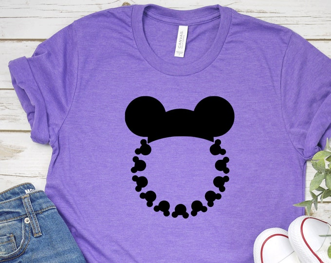 Many Mickey's - Adult, Youth, Toddler, and Tanks-Over 100 Color Choices
