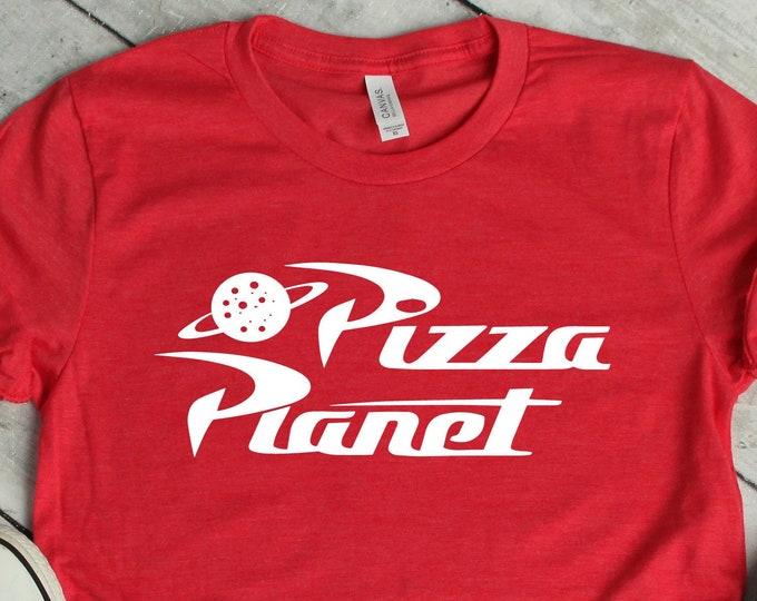 Pizza Planet, Toy Story, Toy Story Land, Hollywood Studios, Adult Youth Toddler and Tanks, Tie-Dye