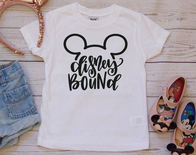 Disney Bound-  Magical Vacation Tee - Adult and Youth sizes