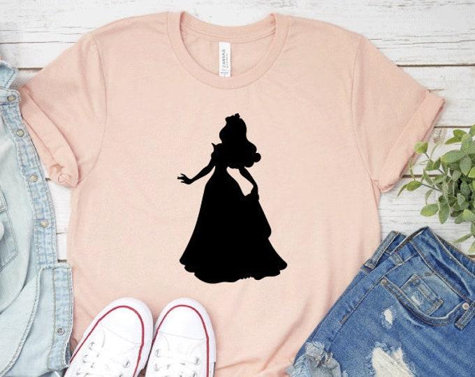 Disney Princess Aurora Shirt, Sleeping Beauty, Aurora, Magical Vacation Tee, Disney Vacation Family Shirts, Adult Youth Toddler and Tanks