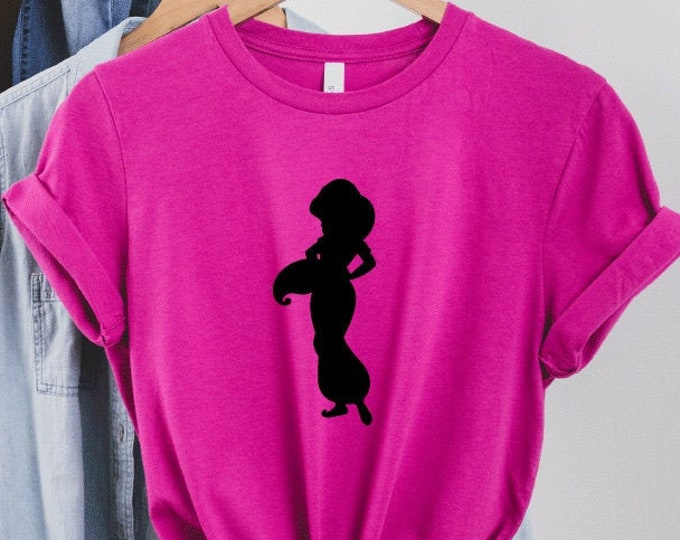 Disney, Princess Jasmine, Aladdin, Disney Vacation Shirts, Matching Shirt, Magical Vacation Tee, Adult Youth Toddler and Tanks, Tie-Dye