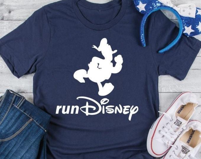 Donald Duck - Run Disney - Disney Marathon - Disney Marathon Shirt - Magical Vacation Tee - Adult, Youth, Toddler, and Tanks, Tie-Dye