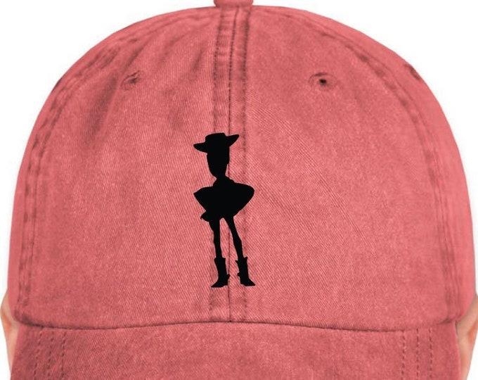 Disney Inspired Hat - Woody