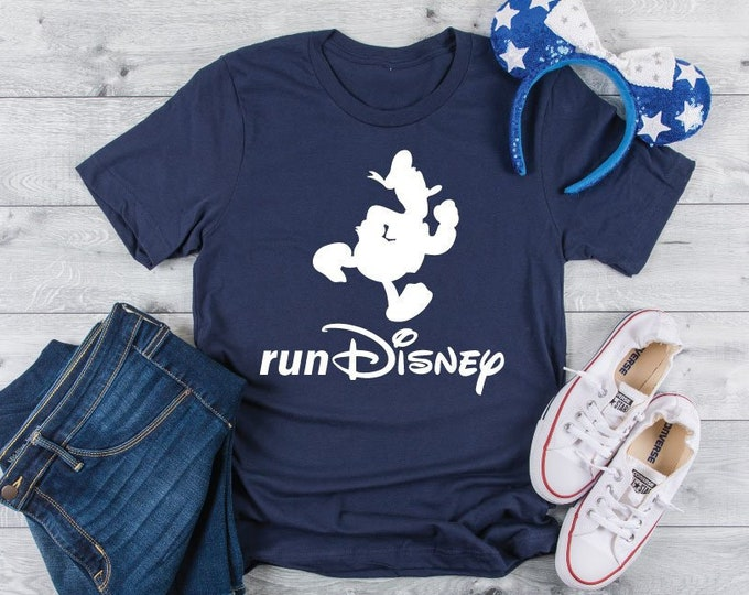 Donald Duck- Run Disney- Magical Vacation Tee - Adult, Youth, Toddler, and Tanks-Over 100 Color Choices