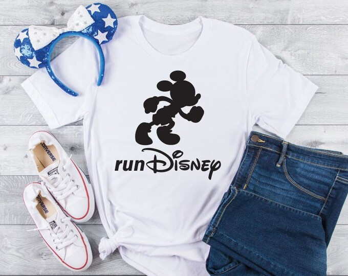 Mickey Mouse- Run Disney- Magical Vacation Tee - Adult and Youth sizes