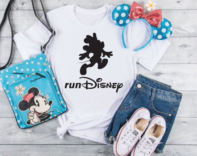 Minnie Mouse- Run Disney- Magical Vacation Tee - Adult, Youth, Toddler, and Tanks-Over 100 Color Choices