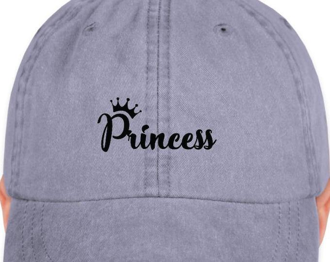 Disney Inspired Hat - Princess