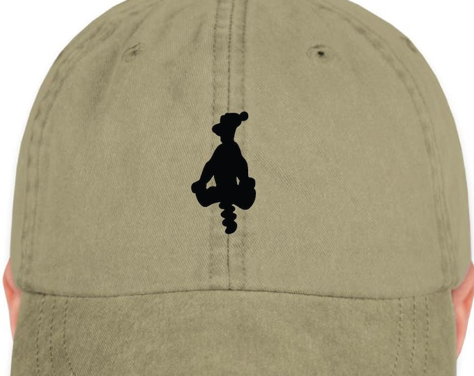 Disney Inspired Hat - Tigger- Dad Hats - Disney Hats - Mickey Hats - Magical Hats