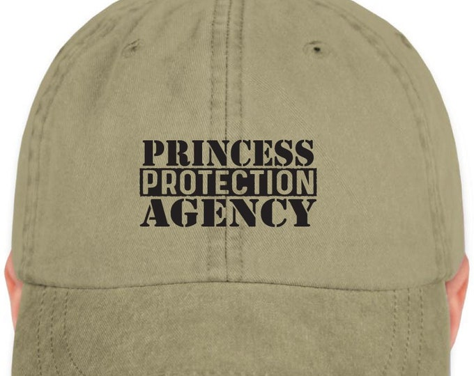 Disney Inspired Hat - Princess Protection Agency