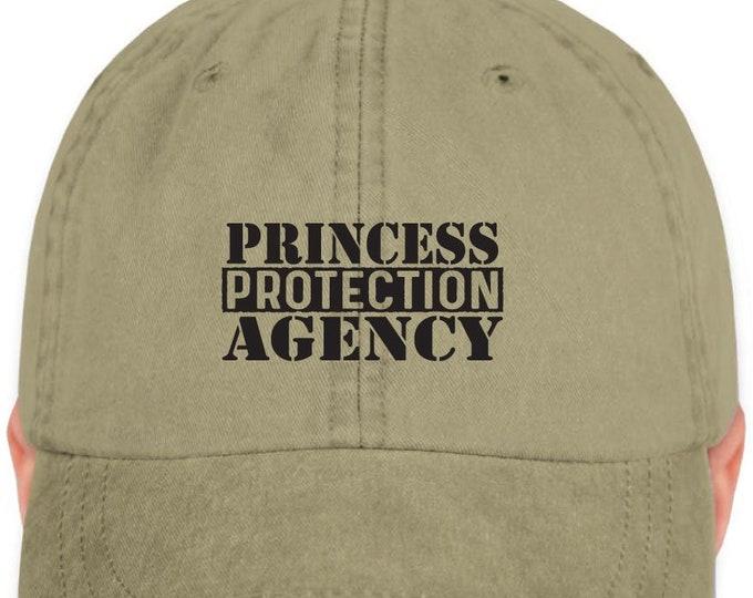 Disney Inspired Hat - Princess Protection Agency - Dad Hat - Disney Hats