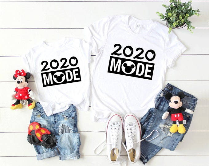 2020 Mode - Adult, Youth, Toddler, and Tanks-Over 100 Color Choices