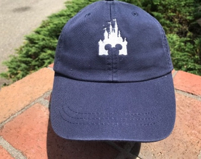 Disney Inspired Dad Hat - Mr. Mouse/Magic Kingdom