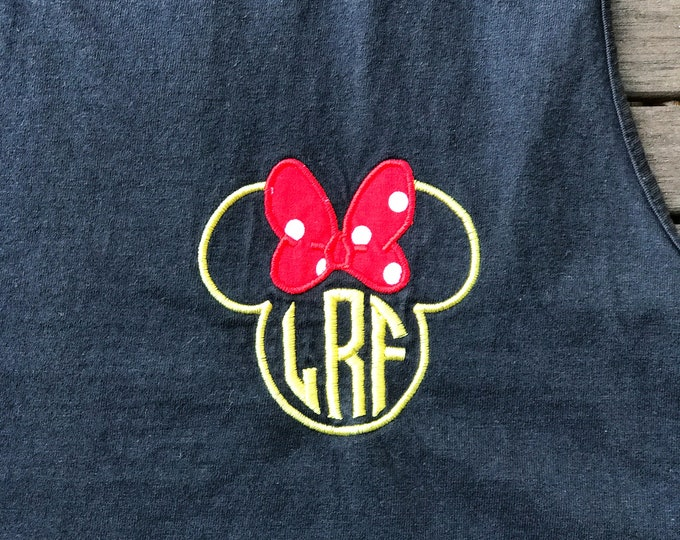 Minnie and comfort colors tanks would could be better....