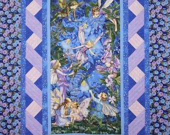 Panel Quilt Pattern