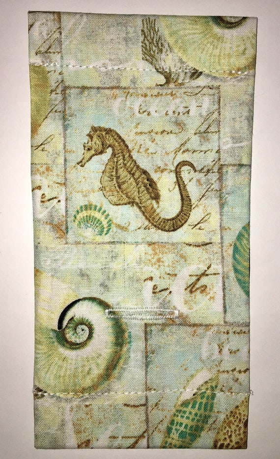 Seahorse Nautilus Shell Large Cell Phone Chair Mamakohawaii Etsy