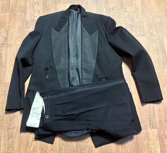 1960s Vintage Mens Suit | Mens 1960s Vintage Burto