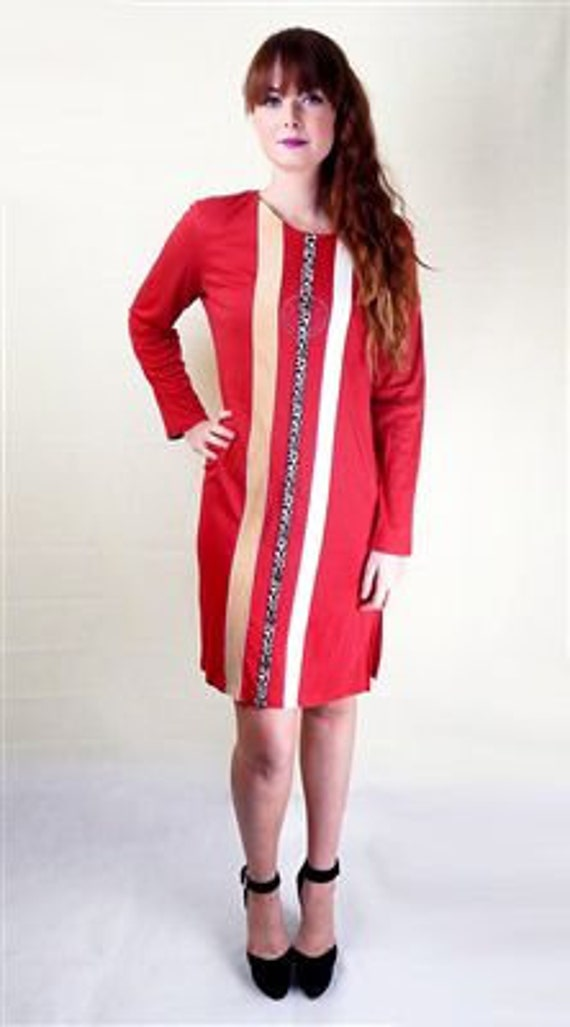 Louis Feraud Vintage Dress | Original 1980s Design