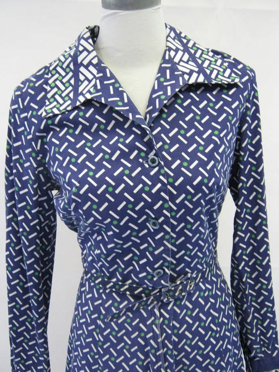Vintage Horrockses Dress, Original Vintage 1950s … - image 2