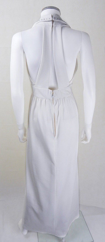 Halston Vintage Dress   Original 1970s Designer V… - image 4