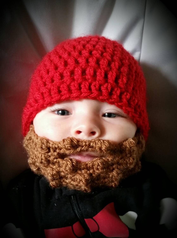 Baby-Bart-Mütze Hut Mütze benutzerdefinierte Größe und Farbe