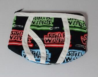 star wars zipper underwear bag