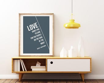 Music poster   Music Print   Wall Art   Wall Decor   gift for her   gift for him   engagement gift   love gift   gift for husband   friend