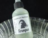 2oz Men 39 s KRAMPUS Beard Oil, All Natural Beard Oil, Peppermint Scented, Scary Christmas Beard Conditioner, Essential Oil, Horror Austrian