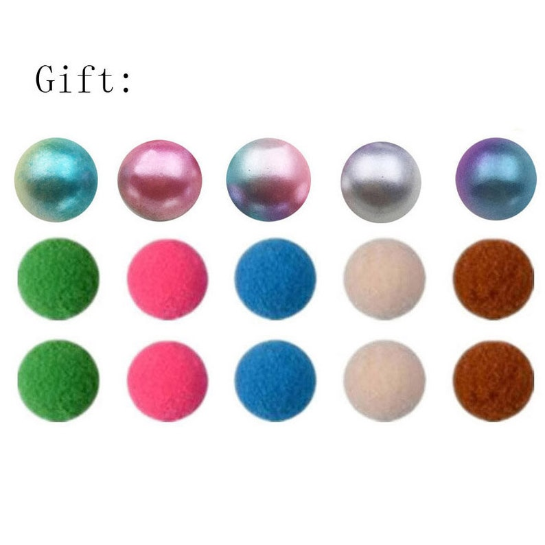 10pcs Mixed Halloween Rainbow Pearl Cage Bead Cages Pendants for Jewelry MakingAromatherapy Essential Oil Scent Diffuser Locket Pendant