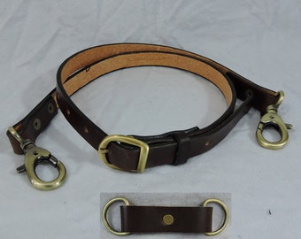 Customizable Sporran Belt, Casual or Formal