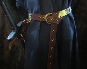 Weapon/Wand Frogs/Belts
