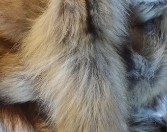 Coyote tail, fur, tails, real
