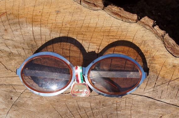 1960's Space Age Samco Italian Sunglasses - image 1