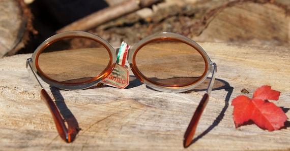 1960's Space Age Samco Italian Sunglasses - image 4