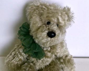 Elmore Tan Mohair Bear