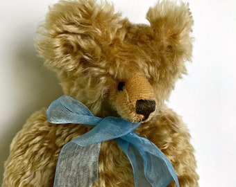 Professor Bertram Jointed Mohair Bear