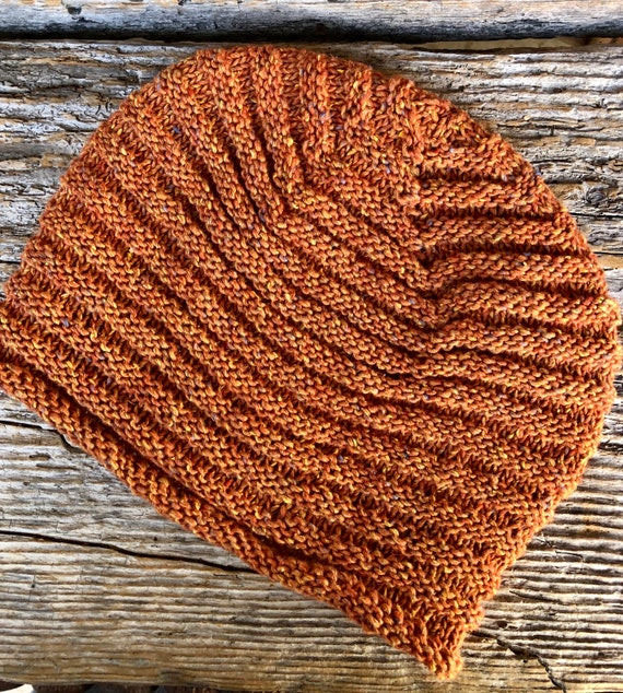750 Sublime Tweed Cotton/Wool Blend Slouch Beanie