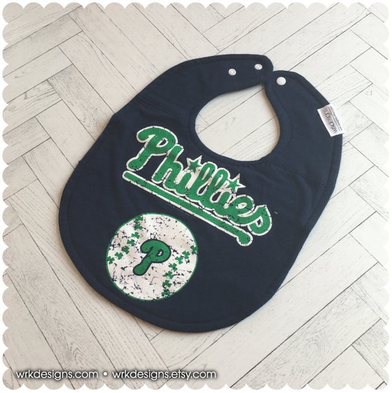 competitive price 4f590 20005 Philadelphia Phillies Baby Bib, Recycled T-Shirt Baby Bib, Sports Baby  Gift, Baby Shower Gift, Baseball Baby Gift, Phillies Baby Gift