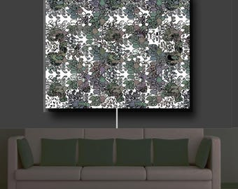 Lighted wall art etsy giant abstract painting illuminated art painting lighted wall art spotlighted art painting lighted wall sculpture modern lighting aloadofball Image collections